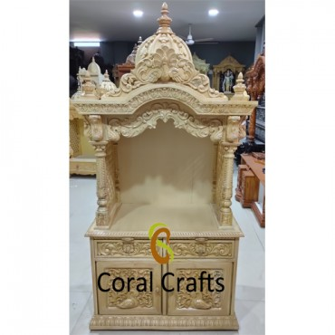 Wooden Temple for Home