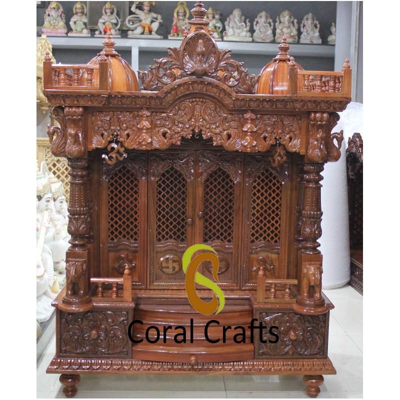 Wooden Mandapam