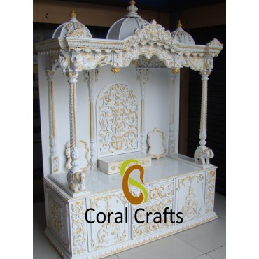 Marble Polish Temple