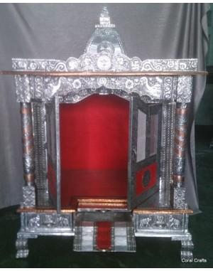 Oxidized Mandir