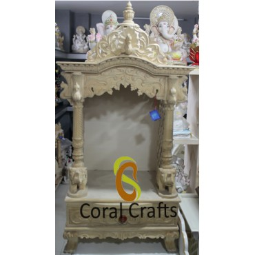Small Pooja Mandir for Home