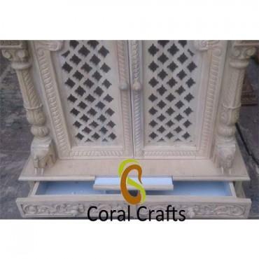 Wooden Jharokha