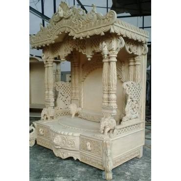 Sevan Wood Temple