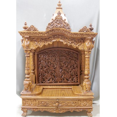 Wooden Temple Buy Wooden Temples And Wooden Mandir Online