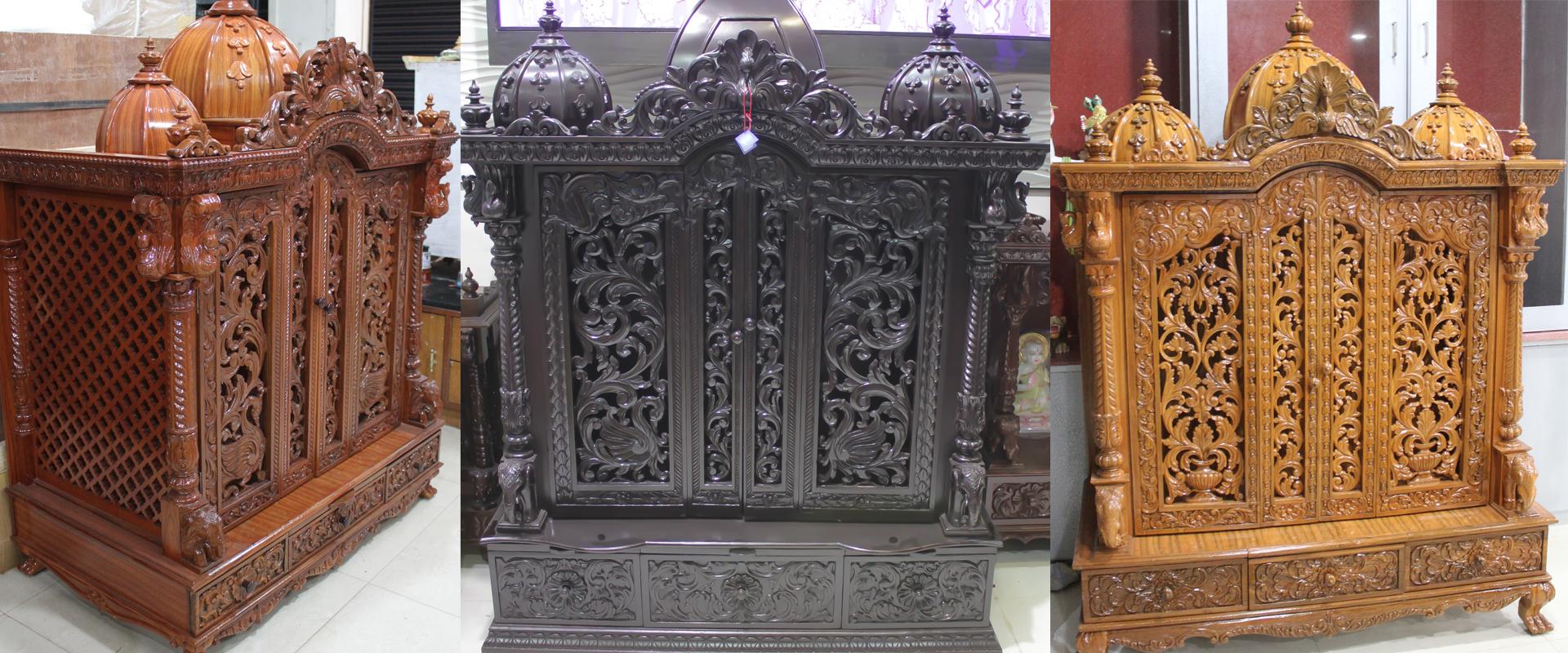 Wooden Temple Buy Wooden Temples And Wooden Mandir Online